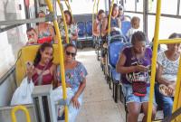 Legalizado, Transporte Público começa a operar no