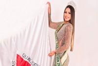 Ana Vitória Miura é Minas Gerais no Miss Brasil