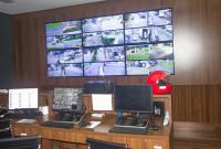 Sistema de monitoramento  'Olho Vivo' traz queda
