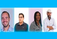 Os candidatos ao cargo de vice-prefeito